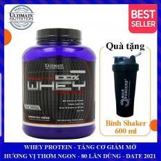 [TẶNG BÌNH SHAKER VÀ BAO TAY] Sữa tăng cơ Prostar 100% Whey Protein của Ultimate Nutrition hộp 80 lần dùng hỗ trợ tăng cơ giảm cân, giảm mỡ bụng, tăng sức bền sức mạnh vượt trội cho người tập GYM và chơi thể thao – thuc pham chuc nang