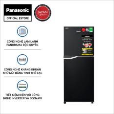 [TRẢ GÓP 0%] [CHỈ GIAO TẠI HCM] – Tủ Lạnh Panasonic 167 Lít Inverter NR-BA189PKVN – Tinh thể bạc AG Clean ức chế 99.9% vi khuẩn – Bảo Hành 2 Năm – Hàng Chính Hãng