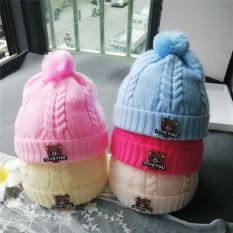 Mũ Len cao cấp Cho Bé, Hàng xuất Hàn