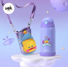 Bình giữ nhiệt UEK cao cấp 600ml, cam kết hàng chính hãng UEK, sản phẩm nhận được như hình và mô tả