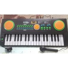 Đàn piano điện tử như thật đồ chơi âm nhạc cho bé phát triển các giác quan phản xạ nhanh thông minh rèn luyện đôi tay khéo léo hơn cho bé tăng khả năng cảm thụ âm nhạc