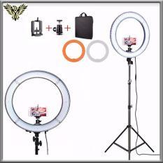 bộ đèn led livestream 2 loại ánh sáng