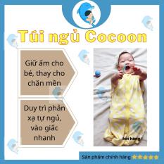 Túi Ngủ Cocoon An Toàn Cho Bé Giúp Duy Trì Tự Ngủ, Ngủ Ngon Và Giữ Ấm Chính Hãng