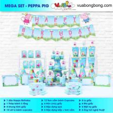 Set mega heo peppa