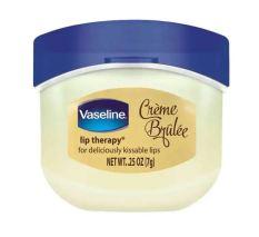 Son dưỡng môi Vaseline Lip Therapy Creme Brulee/ Rosy Lips/ Butter Cocoa/ Original – Giúp làm mềm môi, dưỡng môi mịn màng – ( không hộp – rách hộp do vận chuyển) – Mới/ Chính Hãng 100% – 7g