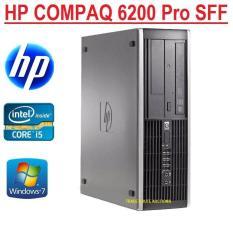 Máy tính đồng bộ HP Compaq 6200 Intel G620 RAM 4GB HDD 250GB- Hàng Nhập Khẩu