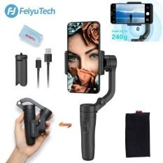 Gimbal Bluetooth nhỏ gọn cho điện thoại smartphone, thời lượng pin 8h | Feiyu Tech VLOG Pocket 2