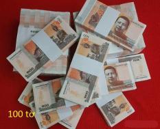 Nguyên Seri 100 Tờ Tiên CAMPUCHIA 100 Ria – Lì Xì campuchia