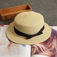 Nón cói/Mũ cói vành nhỏ đi biển (Nhiều mẫu)