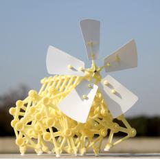 Robot Gió Bionic DIY – Đồ Chơi Thông Minh DOPI – Thí Nghiệm Khoa Học Giáo Dục