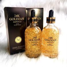 Tinh Chất Serum 24k Goldzan Ampoule 99.9% Pure Gold 100ml