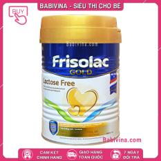 [CHÍNH HÃNG] Sữa Frisolac Gold Lactose Free 400g | Dành Cho Trẻ Có Hệ Tiêu Hóa Kém | Babivina