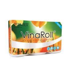 [HCM]giấy vệ sinh Vinaroll 6 cuộn không lõi