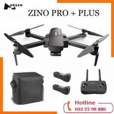 Flycam Hubsan Zino Pro Plus Camera 4k Gimbal Chống rung 3 Trục thời gian bay 43 phút tầm xa lên đến 8Km