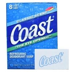 [HCM]Xà Bông Cục Coast Mỹ Lốc 8 Cục