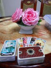Bài Tarot Mystical Manga Tarot phiên bản bỏ túi (Handmade)