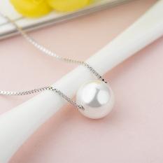 Dây Chuyền Nữ Bạc Dây Chuyền Hạt Ngọc Thời Trang Hàn Quốc Cho Nữ XBDB10 Bảo Ngọc Jewelry