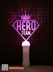Gậy phát sáng Lightstick Hero Team chính hãng