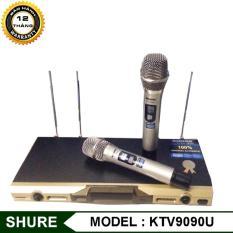 Micro SHURE KTV 9090U – siêu chống hú