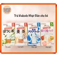 [Cửa tiệm Sachi Chan] Trà Wakodo Nhật Bản cho bé
