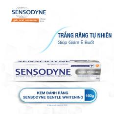 Kem đánh răng Sensodyne Gentle Whitening 160g