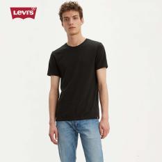 BỘ 2 ÁO THUN LÓT NAM (COMBO 2 ÁO) LEVI'S – (2 áo màu đen)
