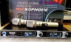 Micro không dây cao cấp BBS U-368 tiếng hay, hát là nghiền