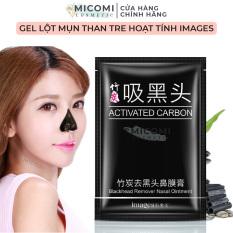 [HCM]Gel Lột Mụn Đầu Đen l Mụn Cám Than Tre Hoạt Tính Mask Mặt Nạ Sạch Mụn Activated Carbon images Nội Địa Trung MICOMI Cosmetics