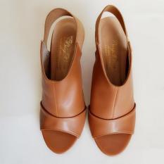 Giày Cao Gót Nữ Da Bò Thật Cao Cấp Z81