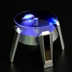 Chân đèn Led trang trí chưng bày quà thủy tinh – (Chân lớn)