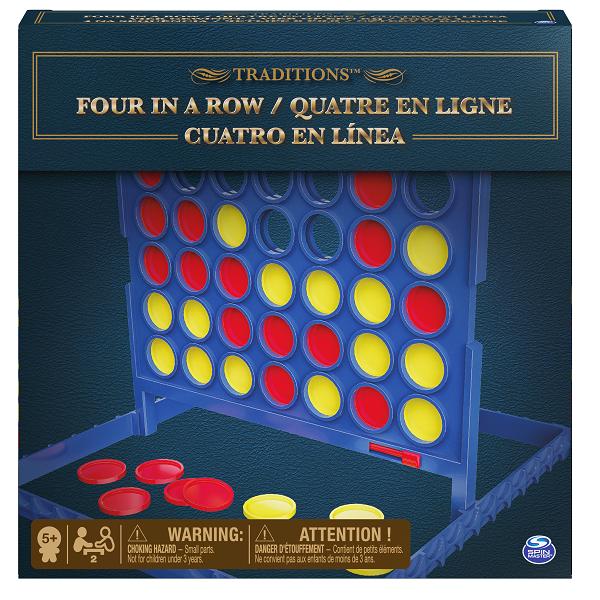 Đồ chơi Cờ caro 4 in a row Spin Master Mykingdom 6053859