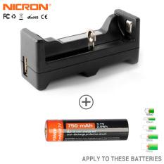 Nicron Pin dung lượng cao 14500 750MAh sử dụng trên NRB-L750 N7(B74E) H10R