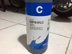 Mực in phun Epson MÀU XANH ( loại 1 lít ) dùng cho tất cả các dòng máy in phun Epson. Mực đẹp, không làm tắt đầu in