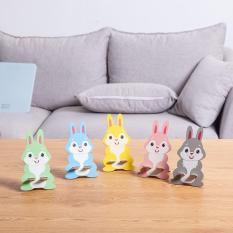 Giá đỡ điện thoại Cát Thái hình động vật dễ thương chất liệu ván ép chất lượng, tạo hình cực dễ thương cực bền bỉ, nhiều loại hình để lựa chọn