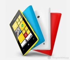 điện thoại cảm ứng nokia lumia 520 nghe gọi lên mạng tốt