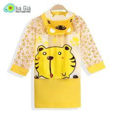 Áo mưa hình thú cho bé – GDA068