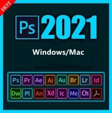 Phần mềm Adobe Photoshop CC 2021 – Windows