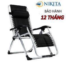 GHẾ XẾP THƯ GIÃN NIKITA NKT-139 NEW 2018