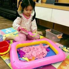 Bộ bể khuôn cát nặn sinh học cho bé phát triển trí thông minh – GIA DỤNG ĐA LĨNH VỰC