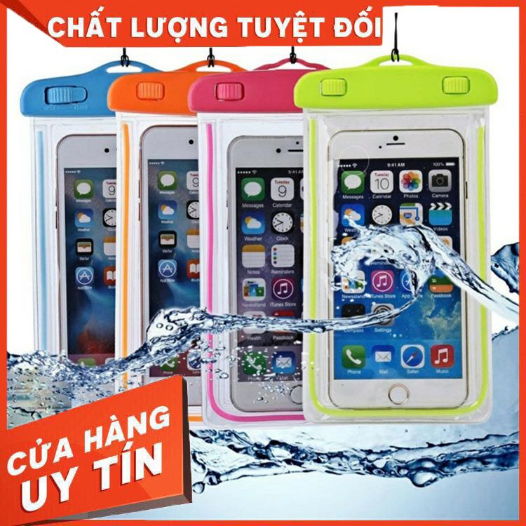 [Siêu Khuyến Mãi] Túi trong suốt đựng điện thoại chống thấm nước tiện dụng 08/2020