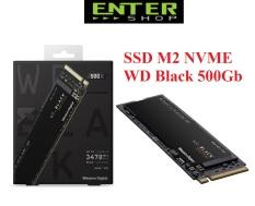 Ổ cứng SSD WD Black SN750 PCIe Gen3 x4 NVMe M.2 500Gb