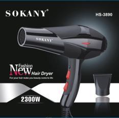 Máy sấy tóc SOKANY 2300W – 3 chế độ chuyên dụng trong salon [ TẶNG đầu sấy tạo kiểu ]