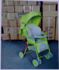 Xe đẩy trẻ em BD216E