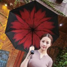 [SIÊU KHUYẾN MÃI HÈ 2019] Ô dù che nắng mưa – Ô chống tia UV – bảo vệ sức khỏe – Ô gấp ngược họa tiết hoa – Ô dù thời trang – Ô dù mùa hè – Ô du lịch – Ô dù cầm tay gấp gọn