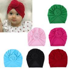Mũ turban xoắn ốc cho bé
