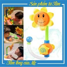 Đồ Chơi Vòi Tắm Hoa Hướng Dương Đáng Yêu Cho Bé-Chôm Kids