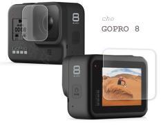 Gopro hero 8 – Miếng dán cường lực bảo vệ chống trầy xước dành riêng