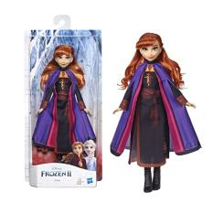 Đồ chơi Hasbro búp bê thời trang công chúa Anna Frozen 2 E6710