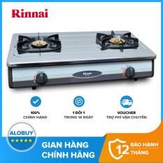 Bếp Gas Dương RINNAI RV-870SSB(M), Chén đồng Có Đầu Hâm