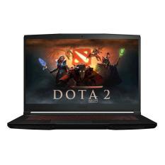 Laptop Gaming MSI GF63 Thin 9SC-070VN Core i7-9750H, Nvidia GTX 1650 4GB, Win10 15.6 FHD IPS – Hàng Chính Hãng